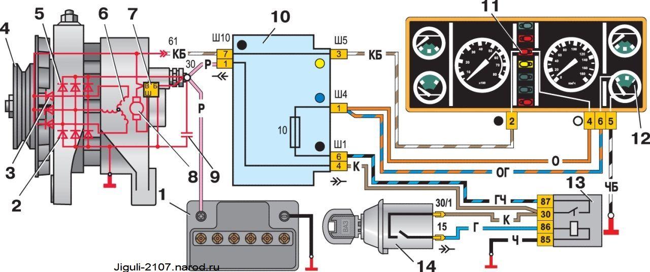 Рисунок 8–5. Схема соединений